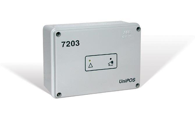 UniPOS 7203