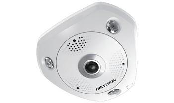 Купольная Уличная IP камера Hikvision DS-2CD6332FWD-IS
