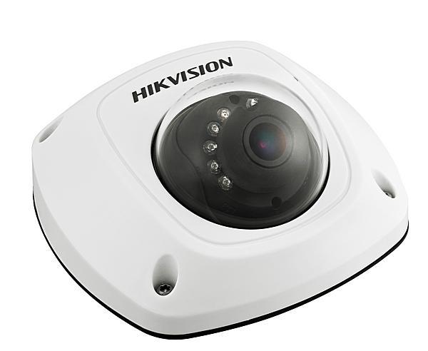 Вандалозащищенная IP-камера Hikvision DS-2CD2542FWD-IWS