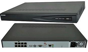 IP видеорегистратор HIKVISION DS-7608NI-E2/8P 8 канальный