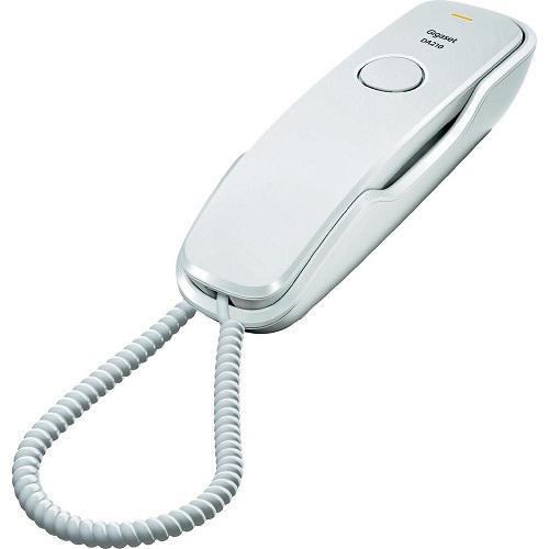 Проводной телефон Gigaset DA210 белый