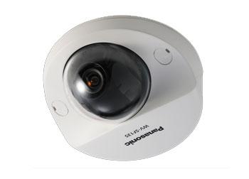 Купольная IP камера Panasonic WV-SF135E