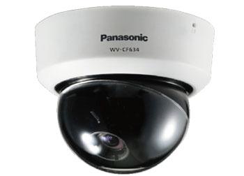 Купольная видеокамера Panasonic WV-CF634E