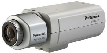 Цветная видеокамера Panasonic WV-CP294