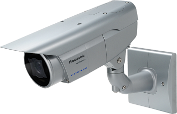 Уличная цилиндрическая(bullet) камера Panasonic WV-SPW611