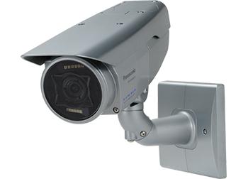 Уличная цилиндрическая(bullet) камера Panasonic WV-SPW631L