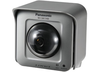 Домашняя IP камера Panasonic WV-SW174WE