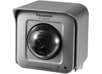 IP камера Panasonic WV-SW174WE