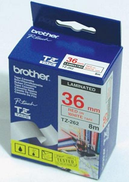 Brother TZ262
