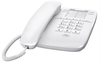 Проводной телефон Gigaset DA310 белый