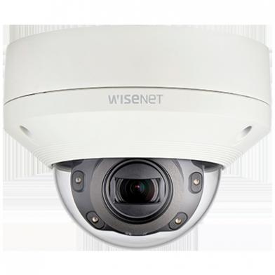 Уличная защищенная купольная IP камера Wisenet (Samsung) XNV-6080RP