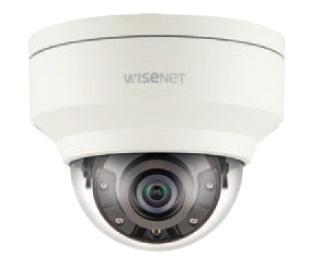 Уличная защищенная купольная IP камера Wisenet (Samsung) XNV-8040RP