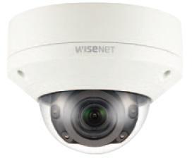 Уличная защищенная купольная IP камера Wisenet (Samsung) XNV-8080RP