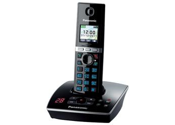 DECT-телефон Panasonic KX-TG8561RUB