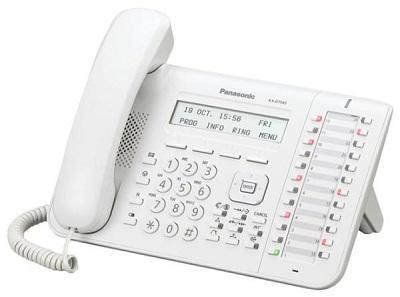 Системный цифровой телефон Panasonic KX-DT543RU