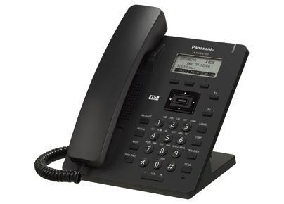 Проводной SIP-телефон Panasonic KX-HDV100RUB