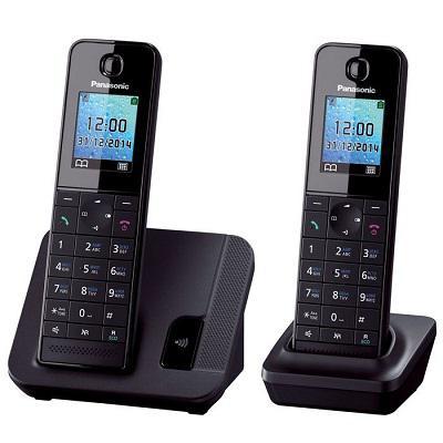 DECT-телефон Panasonic KX-TGH212RUB