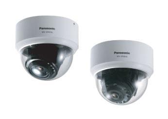 Купольная видеокамера Panasonic WV-CF314L