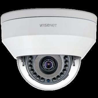 Уличная защищенная купольная IP камера Wisenet (Samsung) LNV-6020
