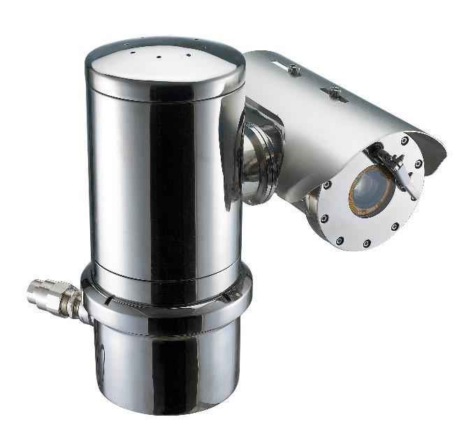 Взрывозащищенная PTZ IP камера Wisenet (Samsung) TNU-6320e