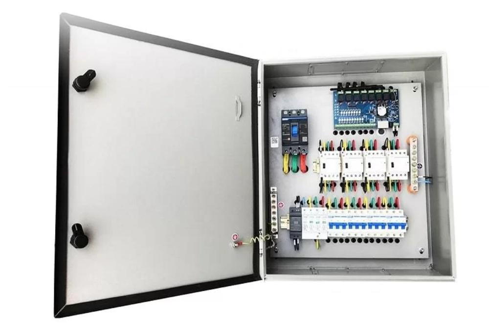 Щит управления охранной сигнализацией ПМП Электро ЩУОС 10.485