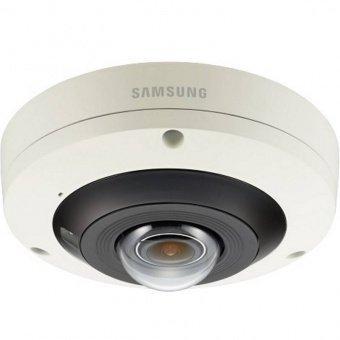 IP-камера внутренняя купольная с объективом рыбий глаз Wisenet (Samsung) Wisenet PNF-9010RP